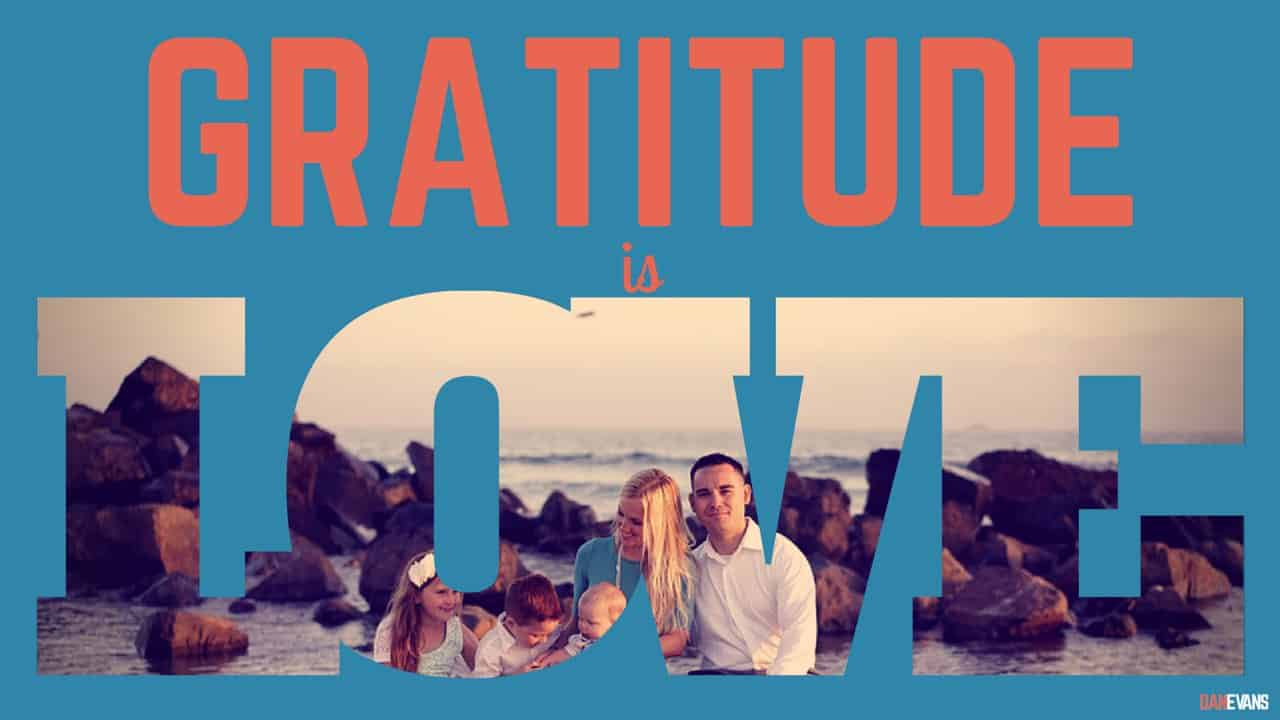Gratitude Makes it Worthwhile
