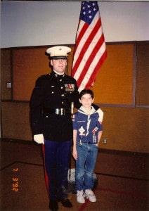 Captain-Gordon-Whitehead-Cub-Scout-Marines