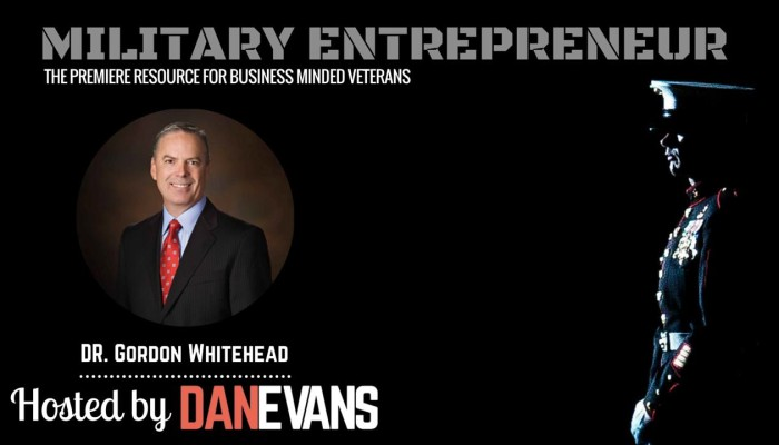 Dr. Gordon Whitehead | U.S. Marines to the Boardroom