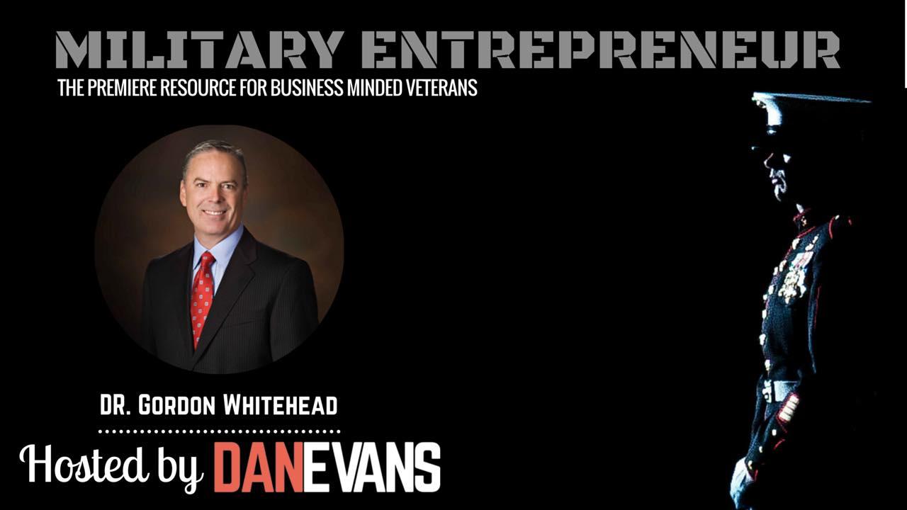 Dr. Gordon Whitehead | U.S. Marines to the Boardroom
