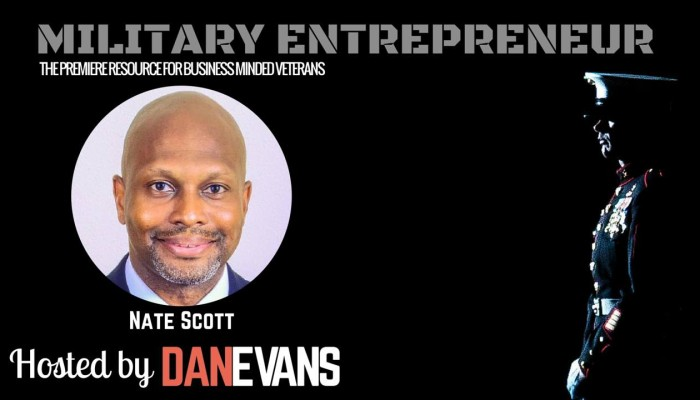 Nate Scott | Army Veteran, Author of Life Is Rich & Entrepreneur