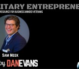 Sam Meek | U.S. Marine, Founder & CEO of Sandboxx