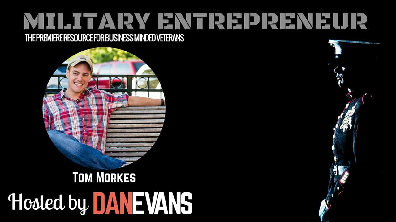 Tom Morkes   Army Officer & Founder of Insurgent Publishing