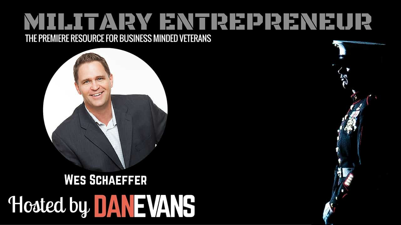 Wes Schaeffer| Air Force Veteran & The Sales Whisperer ®
