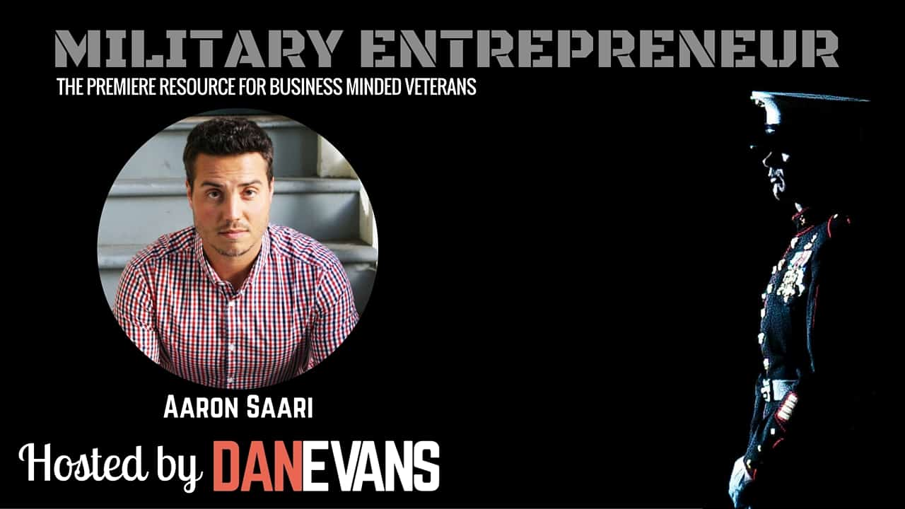 Aaron Saari  | Army Officer & Growth Strategist