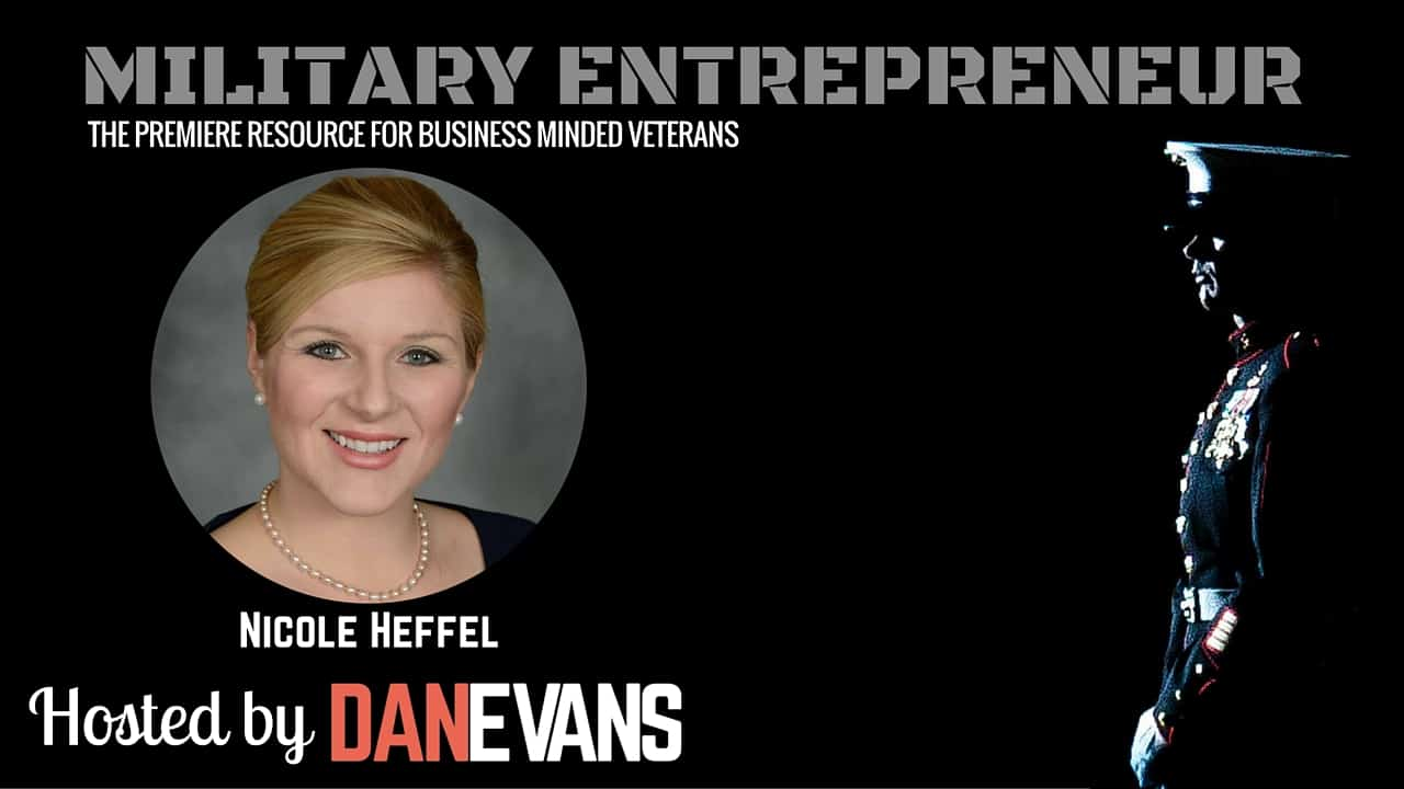 Nicole Heffel   U.S. Navy Veteran & Attorney at Law