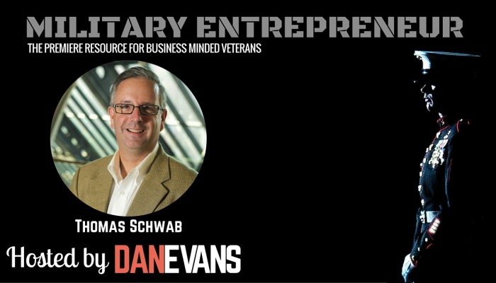 Tom Schwab | Naval Academy Grad & Marketing Entrepreneur