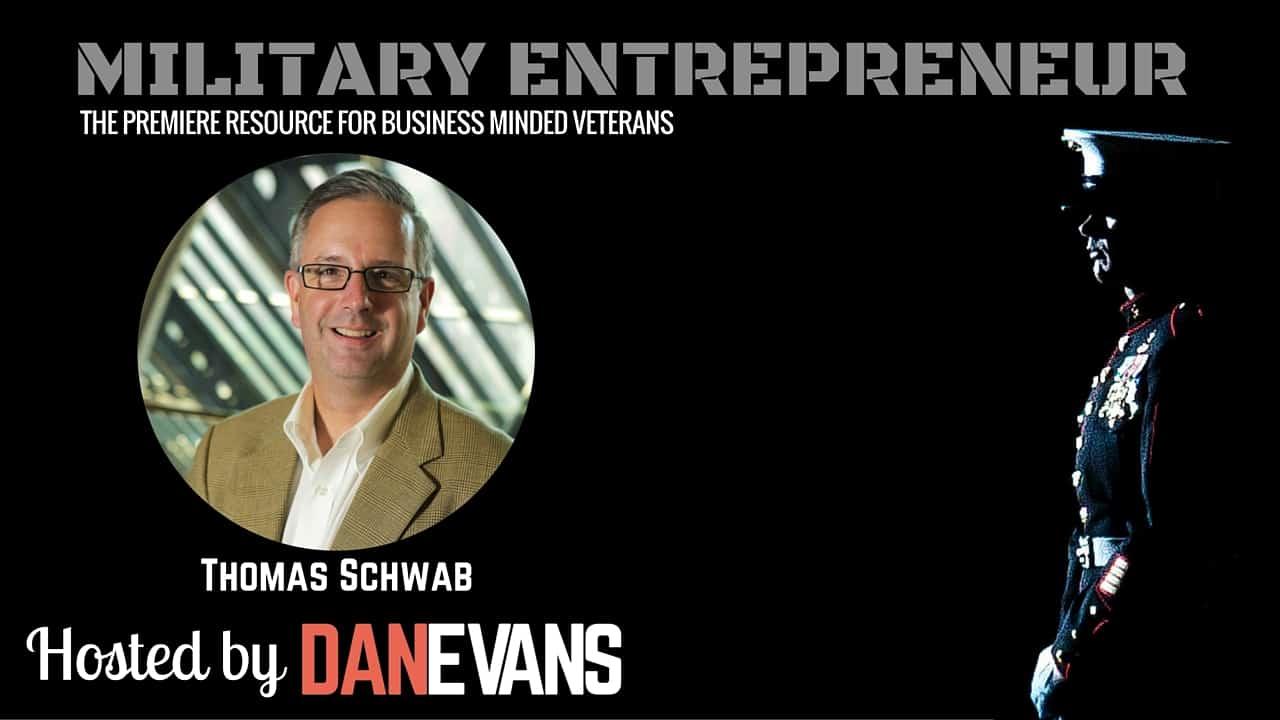 Tom Schwab | Naval Academy Grad & Marketing Entrepreneur
