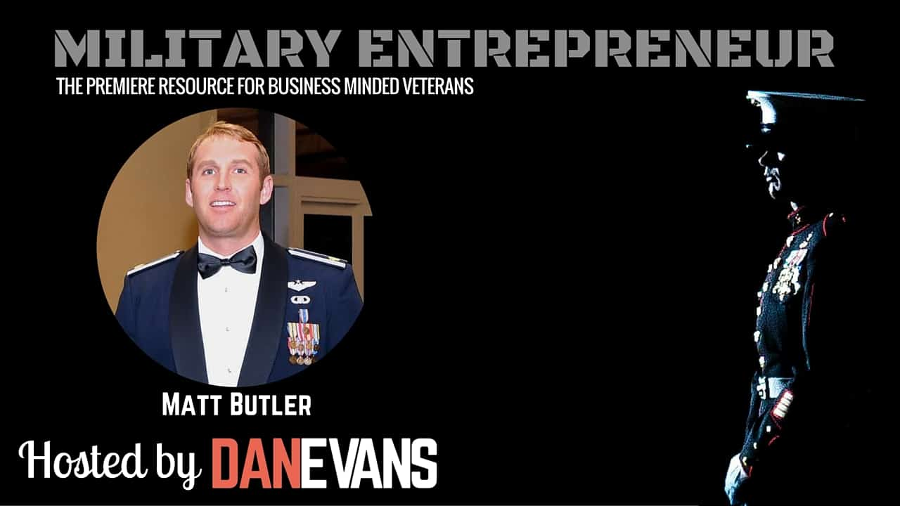Matt Butler   Air Force Officer & Rollors Entrepreneur