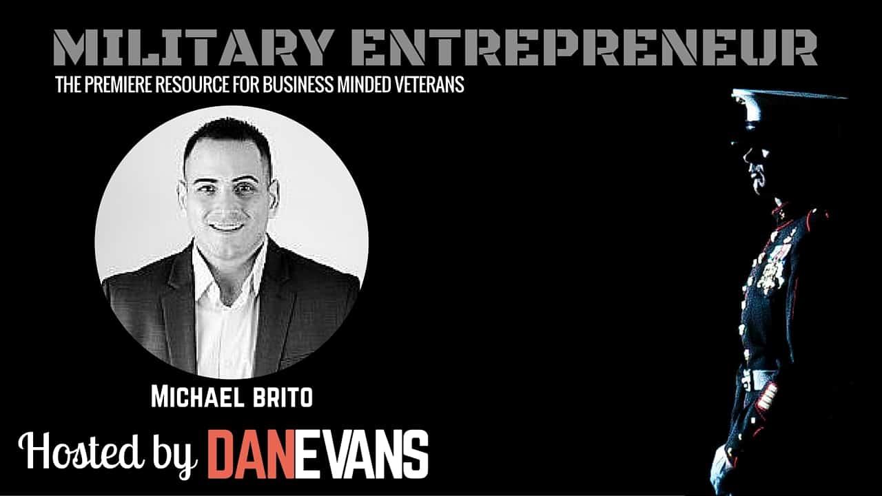 Michael Brito   U.S. Marine Turned Social Marketing Pro