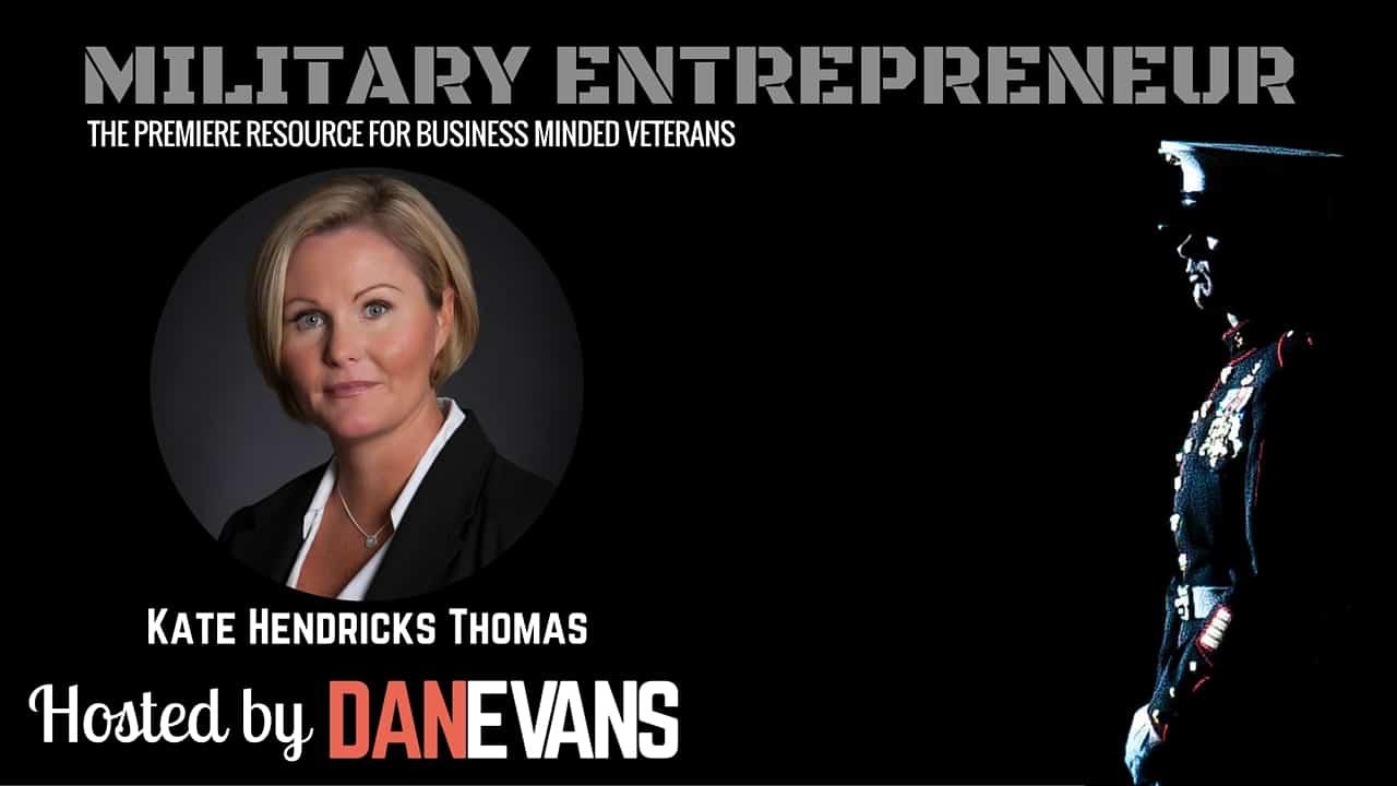 Dr. Kate Hendricks Thomas   Marine Captain, Author & Entrepreneur