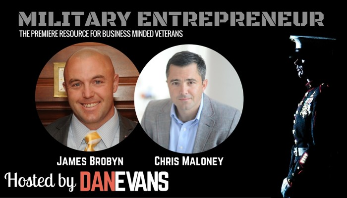 James Brobyn & Chris Maloney | Two Marine Officers Turned Entrepreneurs