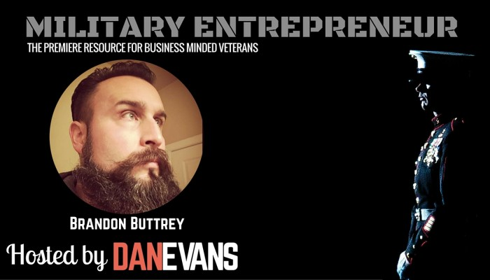 Brandon Buttrey | FMF Corpsman Turned Entrepreneur