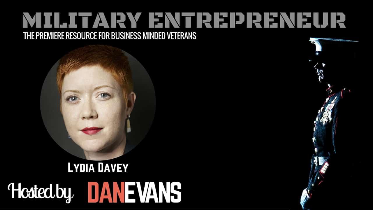 Lydia Davey   Marine Combat Correspondent Turned PR Pro