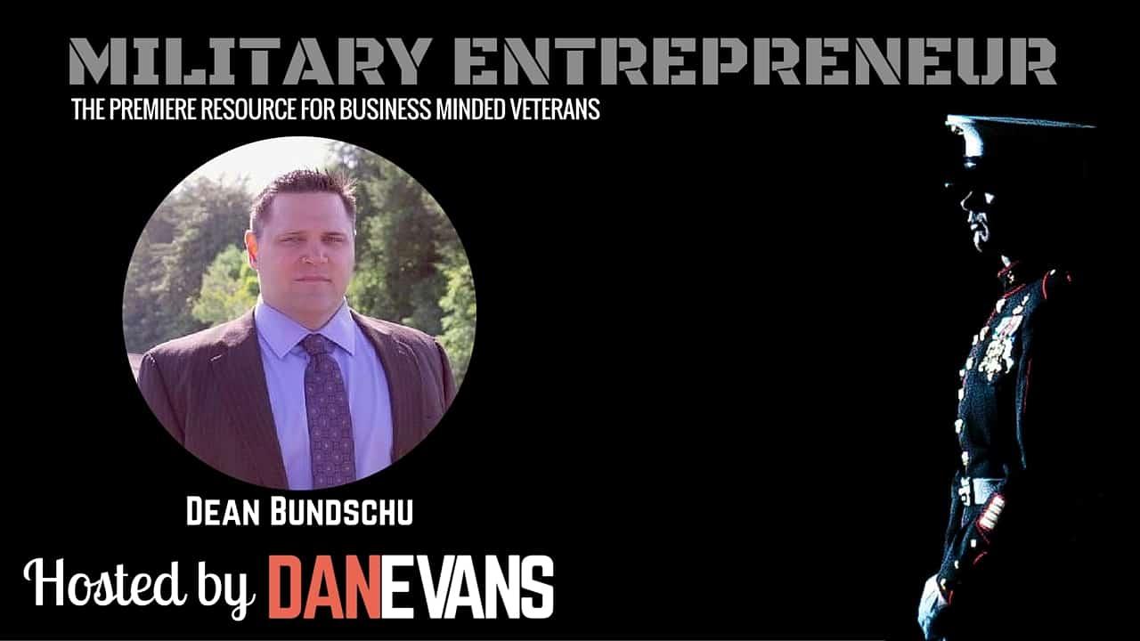 Dean Bundschu   Executive Director of Bunker Labs RDU