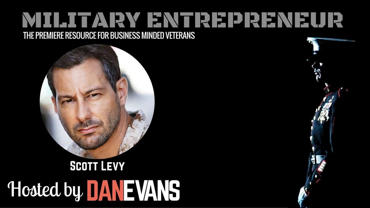 Scott Levy   U.S. Marine & Actor