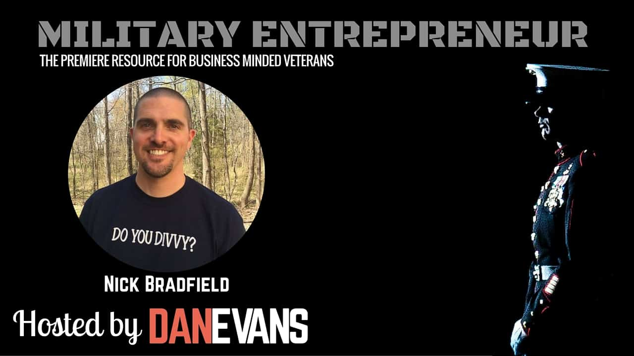 Nick Bradfield   Founder of Divvy Investments