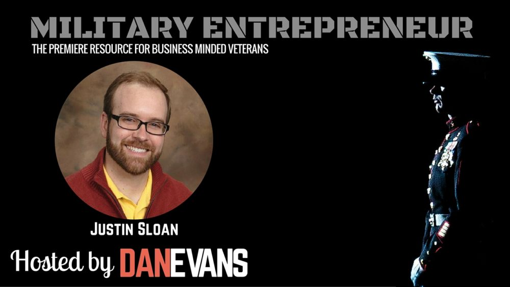 Justin M Sloan | Marine Turned Creative Genius