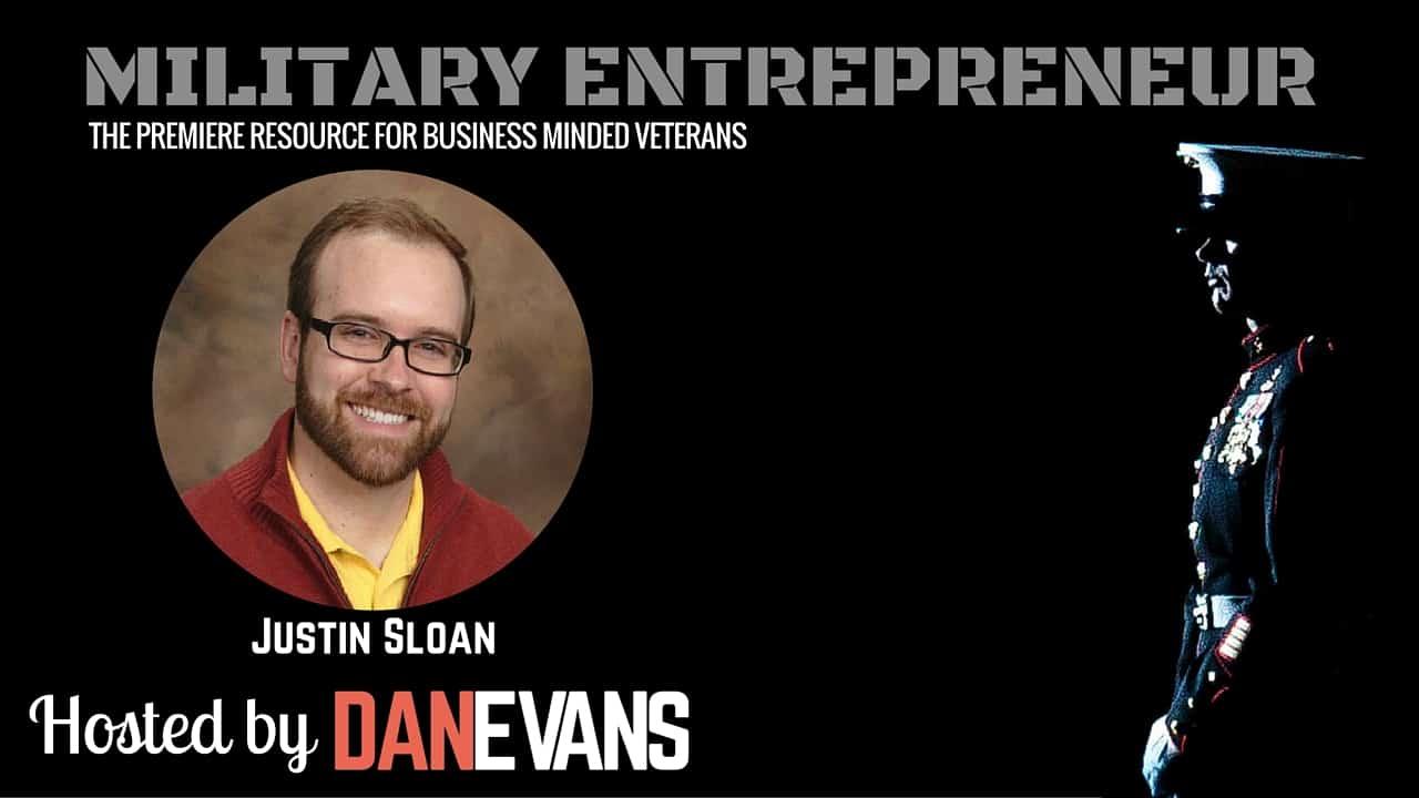 Justin M Sloan   Marine Turned Creative Genius
