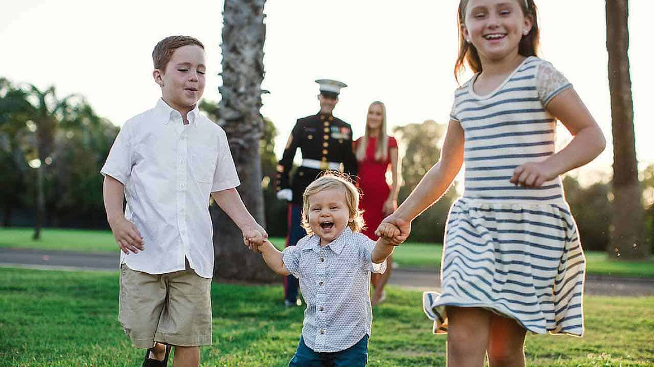 Dan & Stephanie Evans | Thoughts on Preparing to Leave Military Service