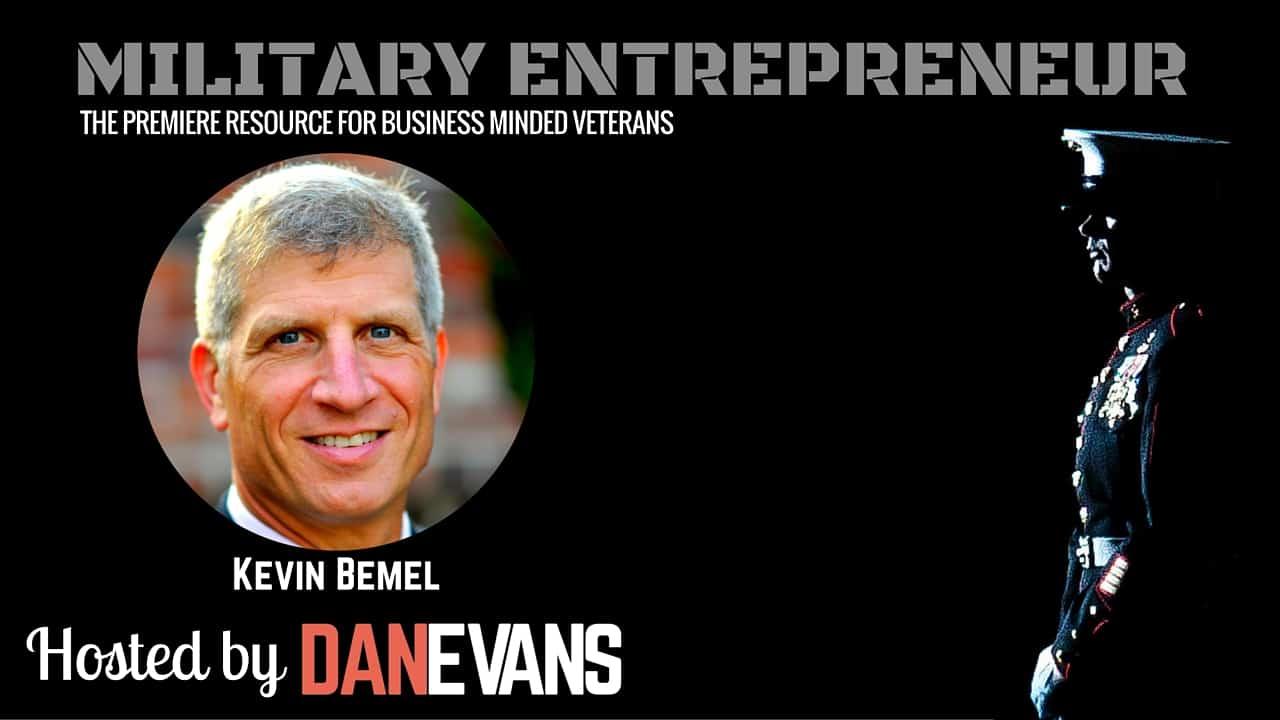 """Kevin """"Rabs"""" Bemel   Navy Rabbi & Entrepreneur"""