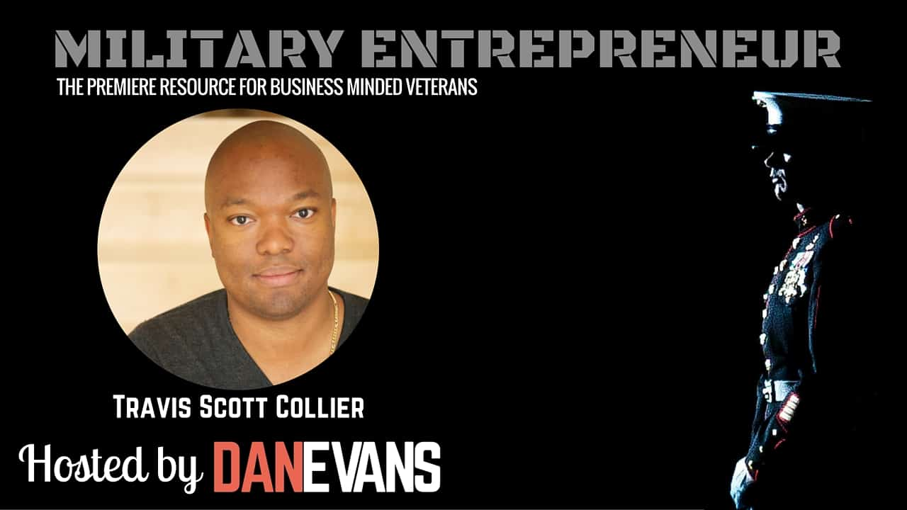 Travis Scott Collier   Author of Command Your Transition