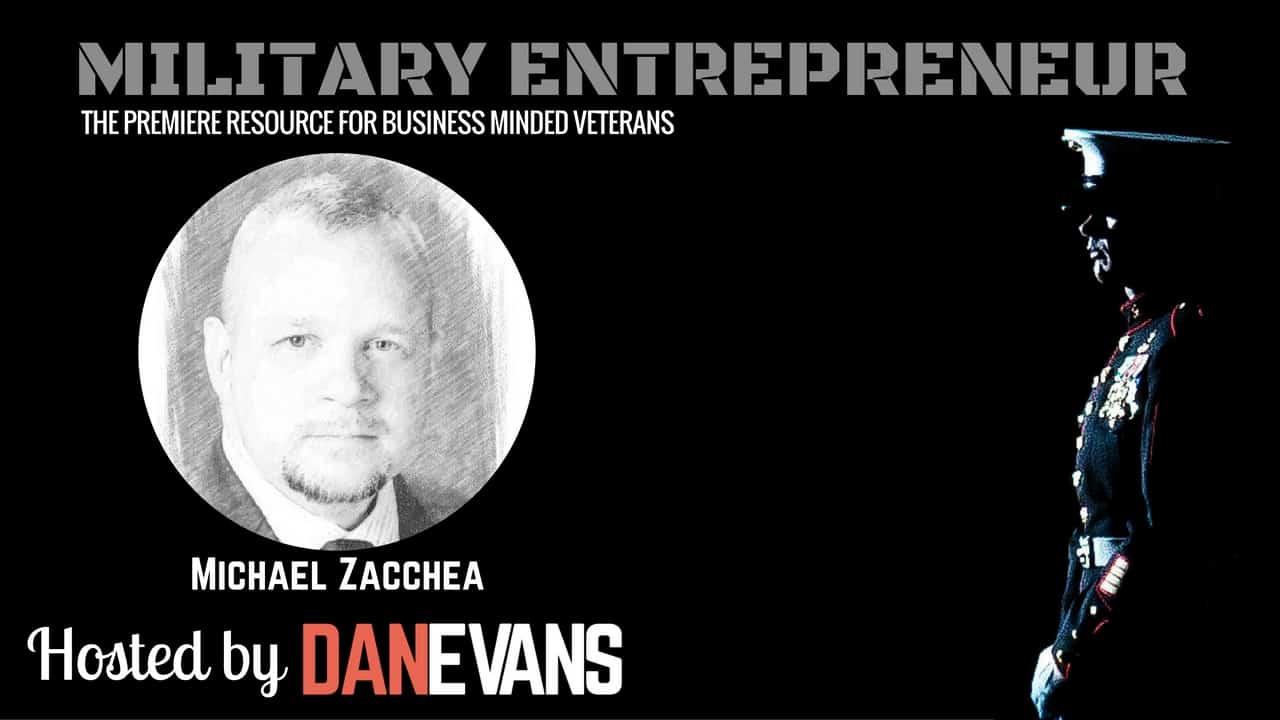 Michael Zacchea | U.S. Marine & Veteran Advocate